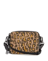 Splendid Ashton Animal Print Camera Bag Leopard