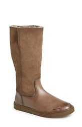 Women's Frye 'Gemma' Tall Genuine Shearling Lined Boot