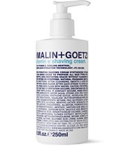 Malin Goetz Vitamin E Shaving Cream 250Ml White
