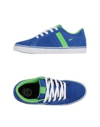 Element Low Tops And Trainers Blue
