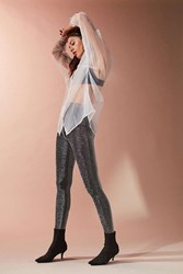 Urban Outfitters Uo Kiki Pull On Legging Silver
