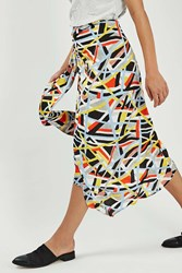 Boutique Metro Sash Skirt By Multi
