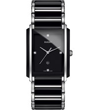 Rado R20206712 Integral Ceramic And Stainless Steel Watch