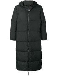 Duvetica Quilted Down Coat Black