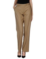 Joseph Trousers Casual Trousers Women Camel