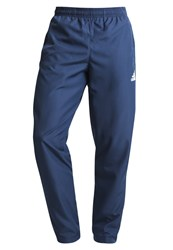 Adidas Performance Tiro Tracksuit Bottoms Collegiate Navy White Dark Blue