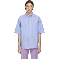 Noon Goons Blue The Simple Oxford Shirt