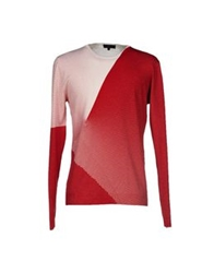Jonathan Saunders Sweaters Red