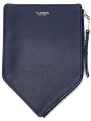 Thakoon 'Bombay' Pouch Blue