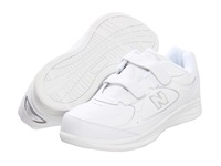 New Balance Mw577 Hook And Loop White White Men's Walking Shoes