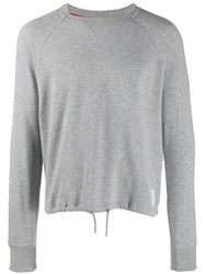 Thom Browne Lightweight Drawstring Sweatshirt 60