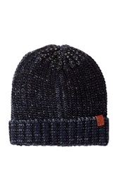 Bickley Mitchell Wool And Acrylic Beanie Black