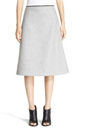 Rag And Bone 'Penelope' A Line Skirt Gray