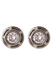Fossil Iconic Earrings Silvercoloured