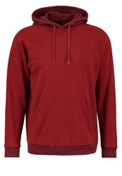 Brixton Huron Sweatshirt Burgundy Dark Red