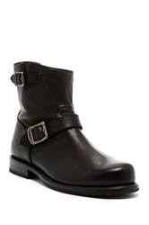 Frye Wayde Engineer Inside Zip Boot Black