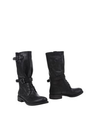 Jfk Footwear Boots Women Black