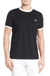 Fred Perry Men's Extra Trim Fit Cotton Ringer T Shirt