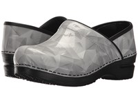 Sanita Original Professional Pascal Grey Clog Shoes Gray