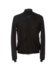 Dacute Coats And Jackets Jackets Men Black