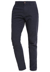 Solid Chinos Mid Grey Dark Grey