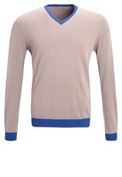 United Colors Of Benetton Jumper Beige