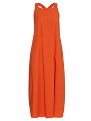Max Mara Senior Dress Orange