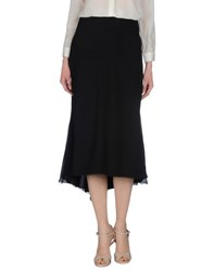 Ivan Montesi Skirts Long Skirts Women Black