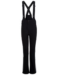 Perfect Moment Black Overall Ski Pants
