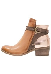 Mjus Donella Boots Biscotto Noce Brown