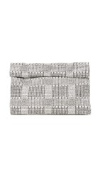 Marie Turnor Accessories Viva Lunch Clutch Viva Houndstooth