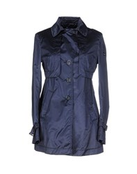 Geospirit Coats And Jackets Full Length Jackets Women Blue