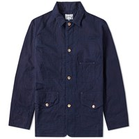 Spellbound Classic Coverall Jacket Blue