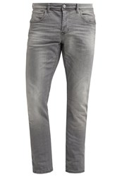 Tom Tailor Denim Aedan Straight Leg Jeans Grey Denim