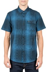 Volcom Men's Fragment Woven Shirt May