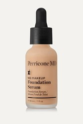 N.V. Perricone Md No Makeup Foundation Serum Broad Spectrum Spf20 Ivory Neutral