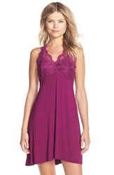 Fleurt Women's Fleur't Lace Top T Back Chemise
