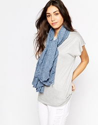 Esprit Soft Scarf Porcelainblue