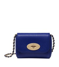 Mulberry Mini Lily Classic Grain Shoulder Bag Female