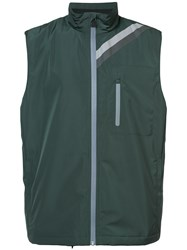 Aztech Mountain Cathedral Vest Green