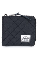 Men's Herschel Supply Co. 'Walt' Quilted Zip Wallet