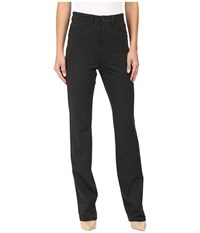 Fdj French Dressing Jeans Pdr Wonderwaist Suzanne Straight Leg In Charcoal Charcoal Women's Gray