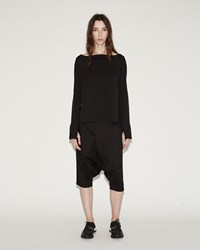 Y 3 Worker Sarouel Pant Black