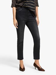 And Or Sierra High Rise Straight Jeans Moonshadow