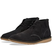 Red Wing Shoes 3323 Heritage Work Weekender Chukka Black