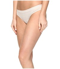 Dkny Sheer Lace Thong Vanity Women's Underwear Red