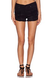 James Jeans Sugar High Rise Short Black