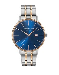 Kenneth Cole Classics Stainless Steel Watch Two Tone