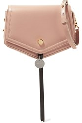 Jimmy Choo Arrow Leather Shoulder Bag Antique Rose