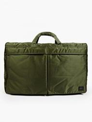 Porter Olive Two Way Boston Bag
